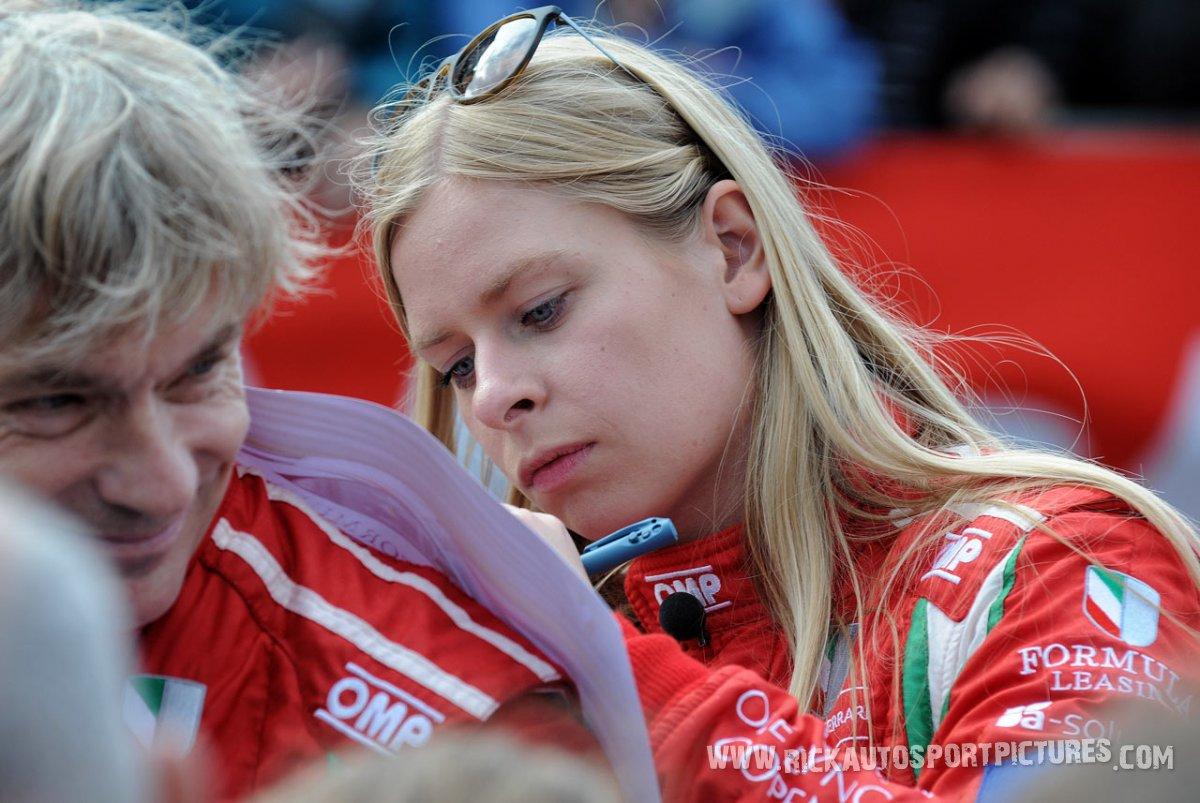 Christina-Nielsen-Le-Mans-2016