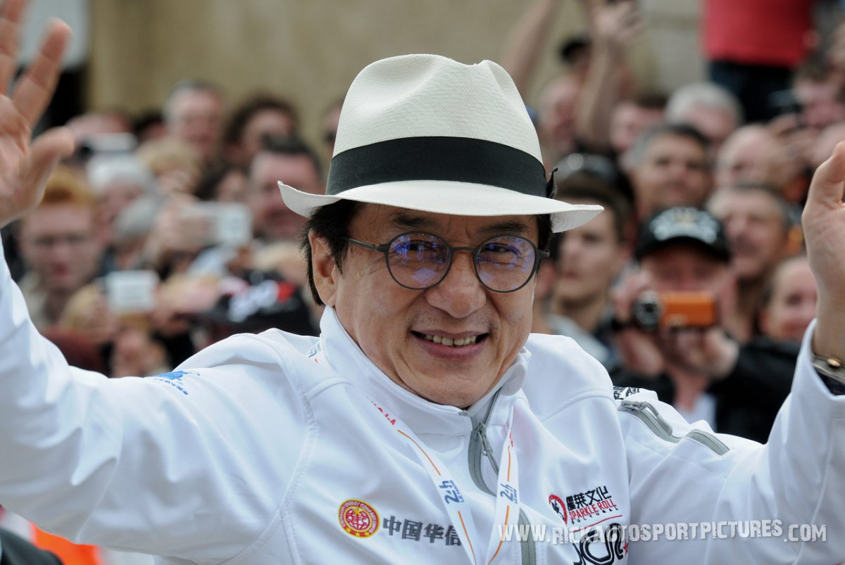 Jackie-Chan-Le-Mans-2016