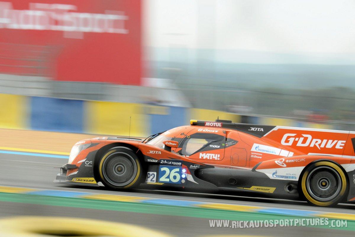 Jota G-Drive -Le-Mans-2016