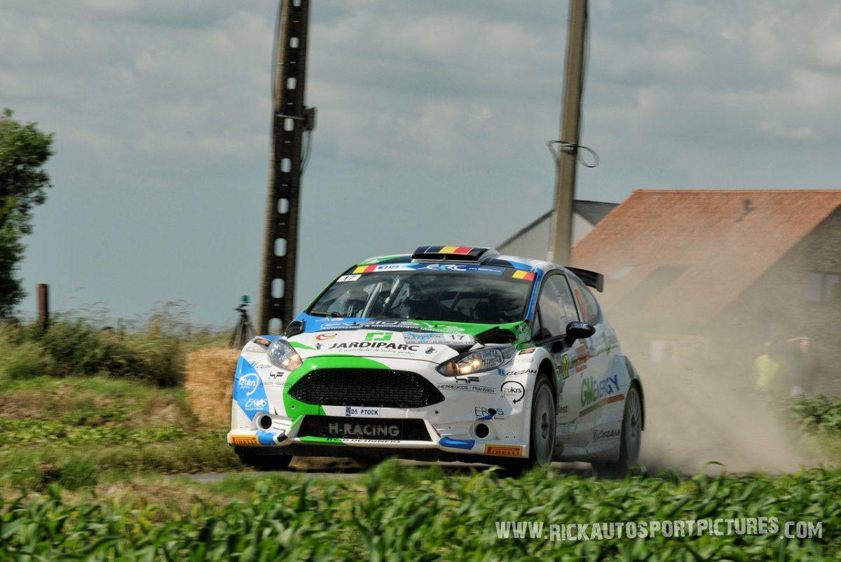 Cédric Cherain ypres ieper rally 2016