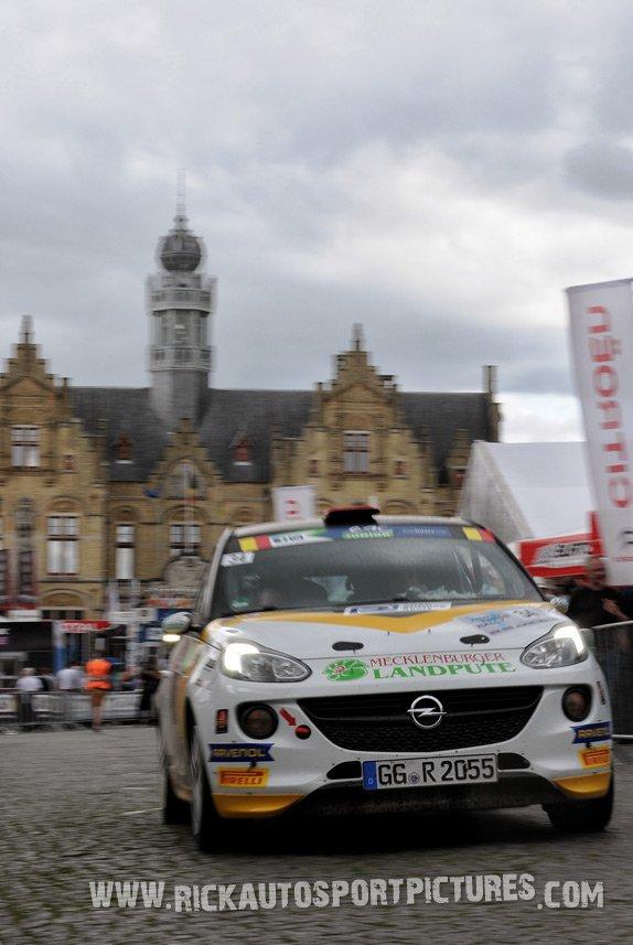 Marijan Griebel ypres ieper rally 2016