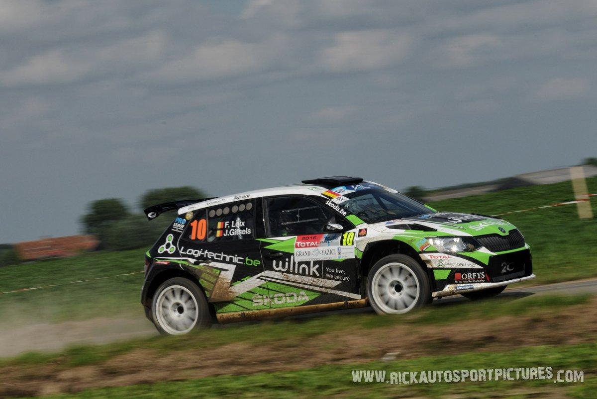 Freddy Loix Ypres Ieper Rally 2016