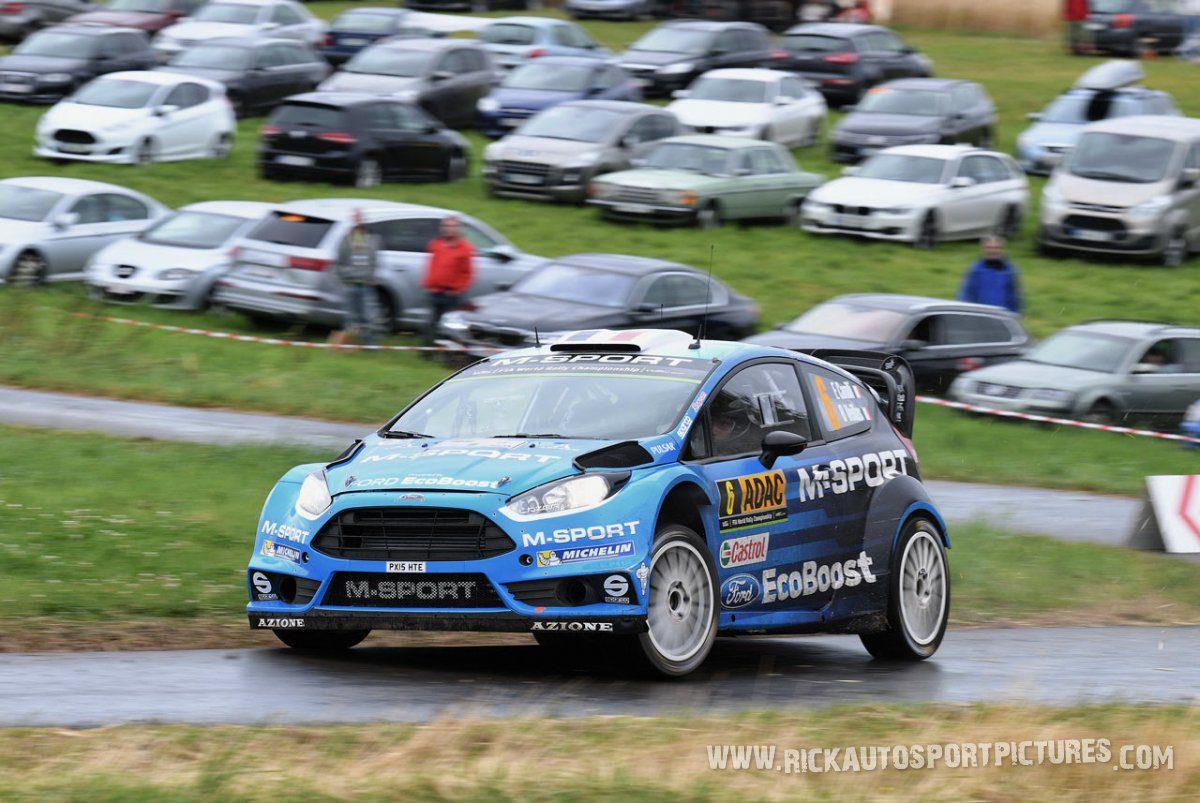 Eric Camilli Deutschland Rally 2016