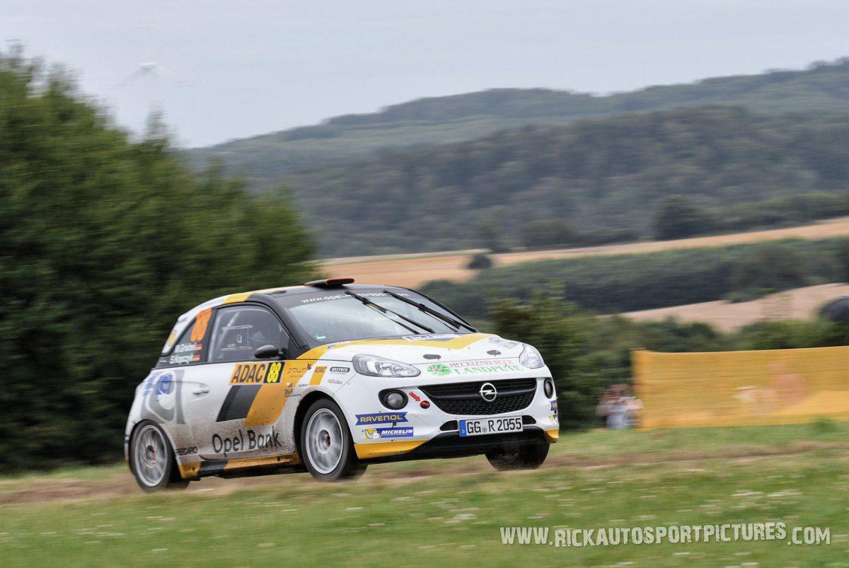 Marijan Griebel Deutschland Rally 2016