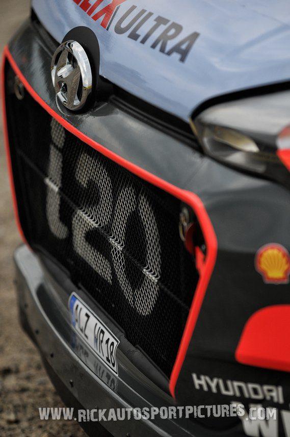Hyundai Motorsport Deutschland Rally 2016