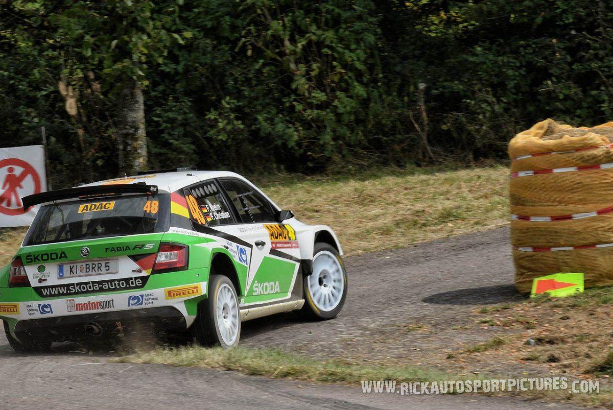 Fabian Kreim Deutschland Rally 2016