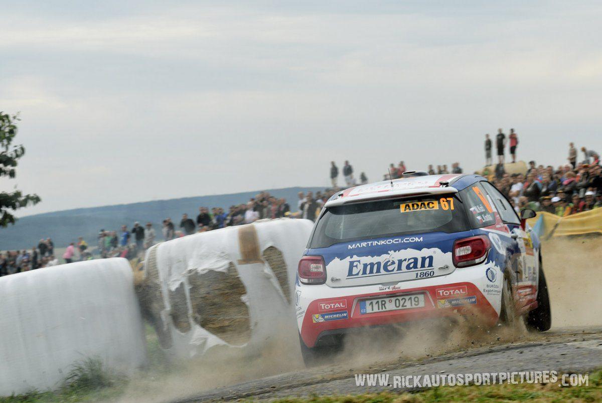 Martin Koci Deutschland Rally 2016