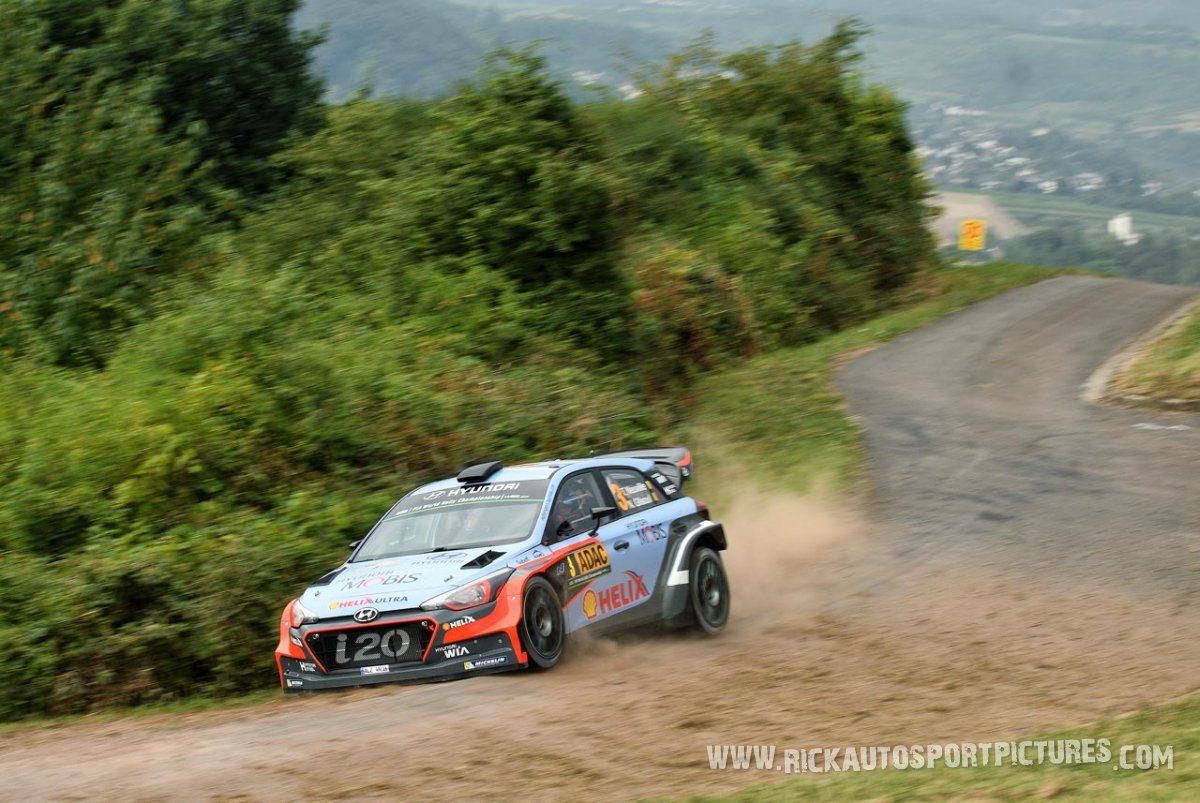 Thierry Neuville Deutschland Rally 2016