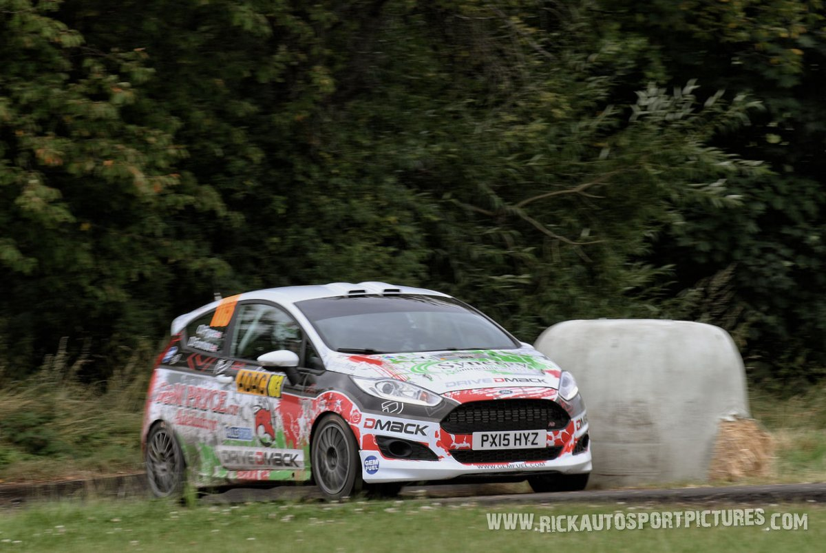 Osian Price Deutschland Rally 2016