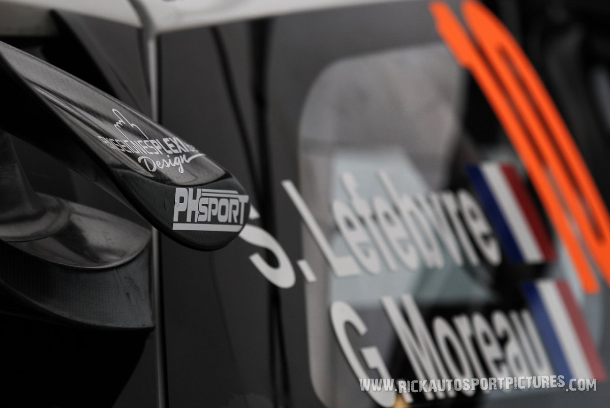 PH Sport Deutschland Rally 2016