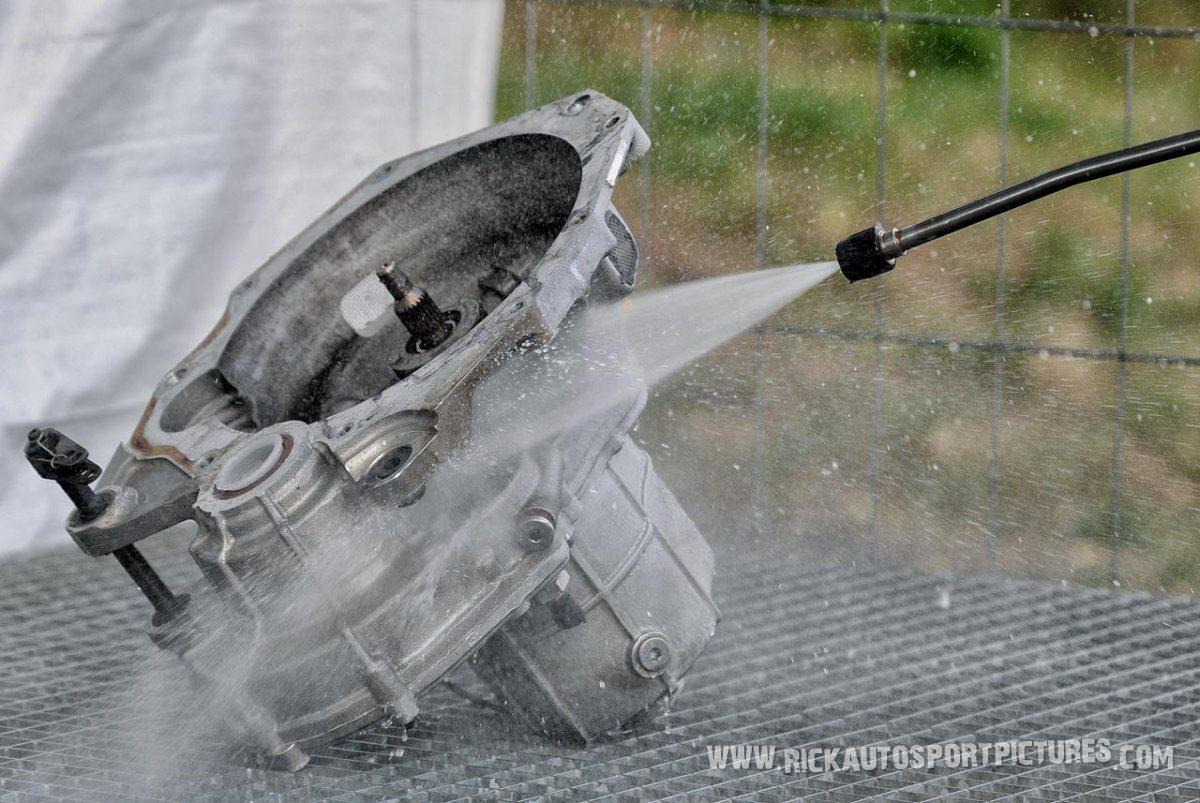 gearbox Deutschland Rally 2016