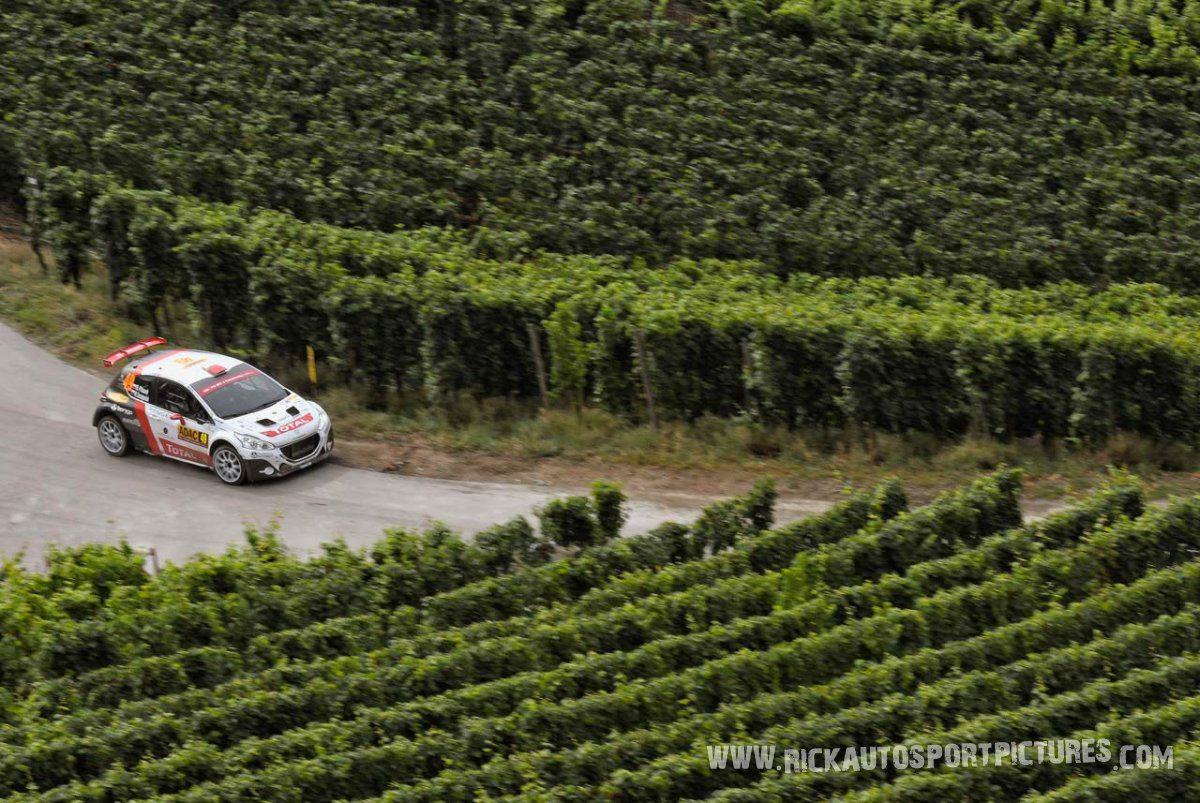 Hubert Ptaszek Deutschland Rally 2016