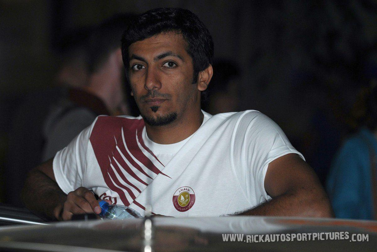 Abdulaziz Al-Kuwari Deutschland Rally 2016