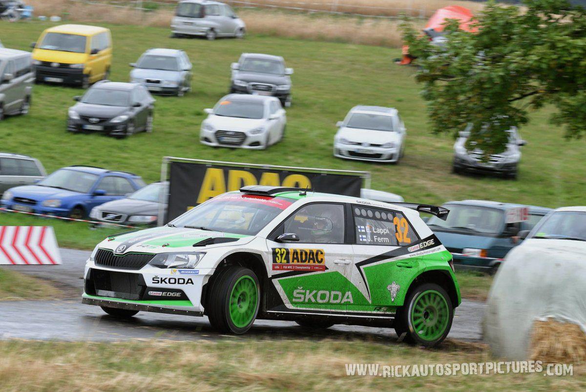 Esapekka Lappi Deutschland Rally 2016