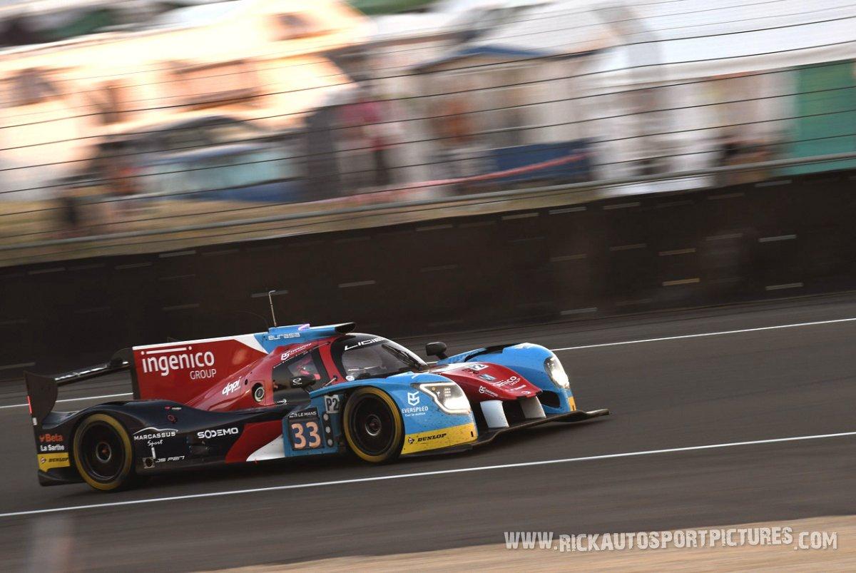 Pierre Nicolet Le Mans 2017