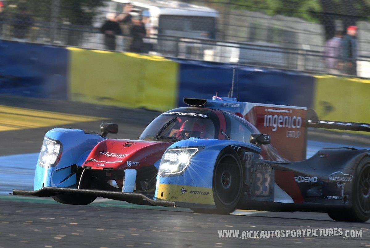 Jacques Nicolet Le Mans 2017