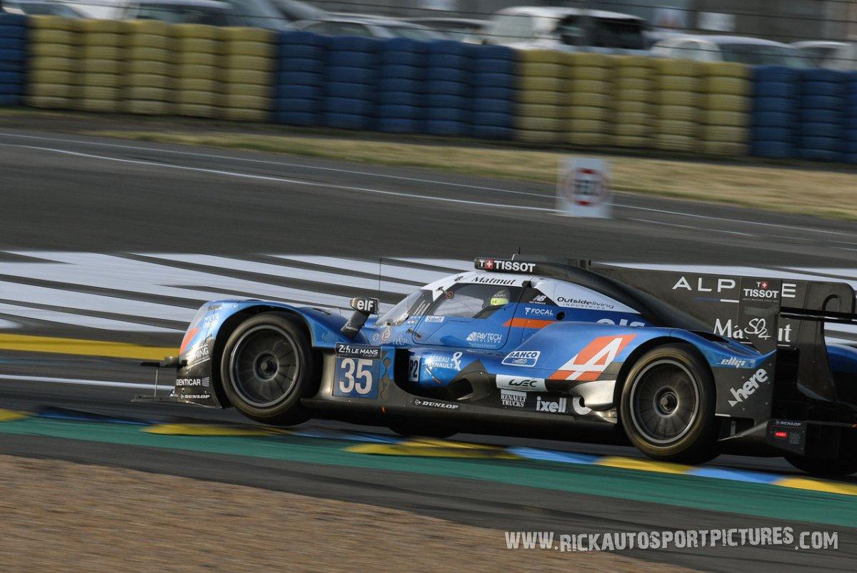 Signatech Alpine Le Mans 2017