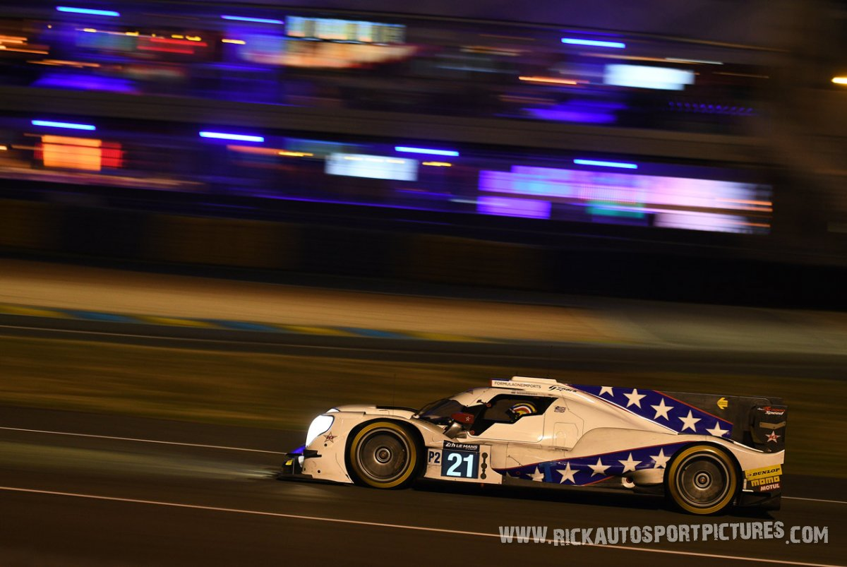 Dragonspeed Le Mans 2017
