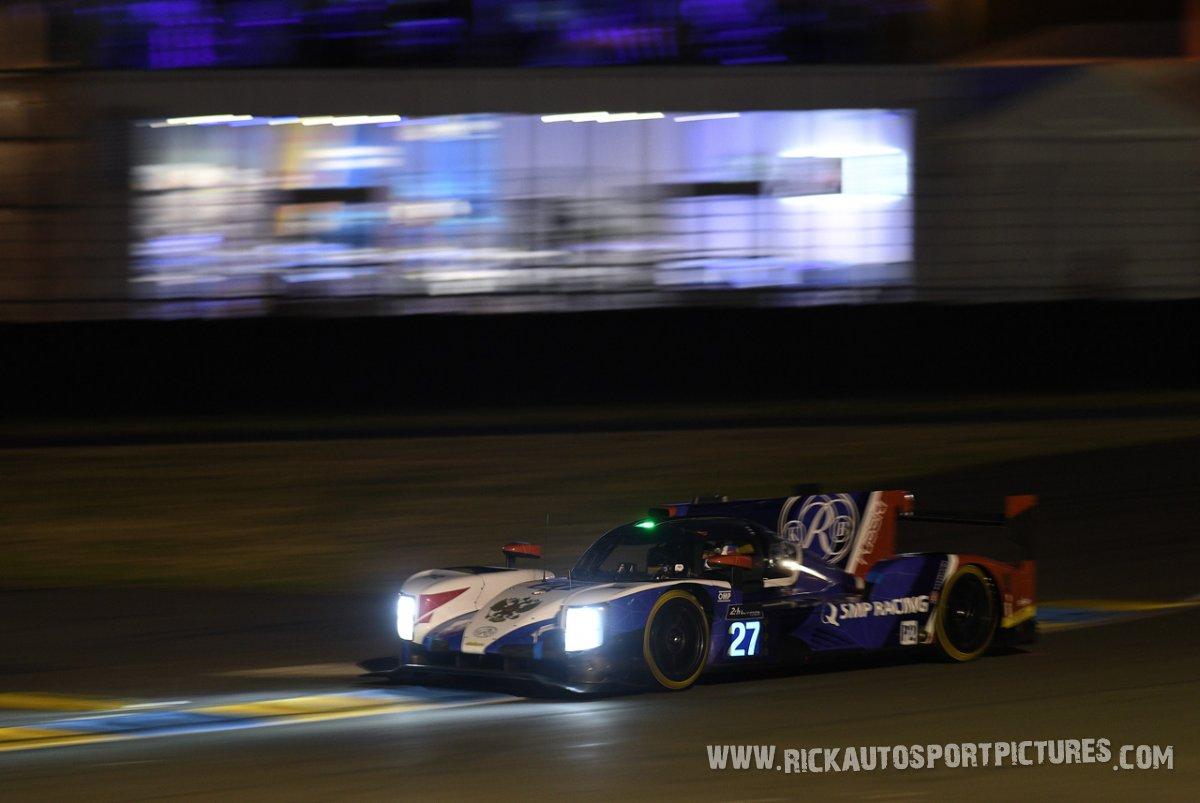 SMP Racing Le Mans 2017