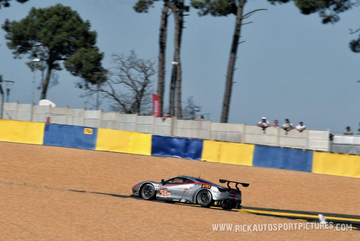 Spirit Of Race Le Mans 2017