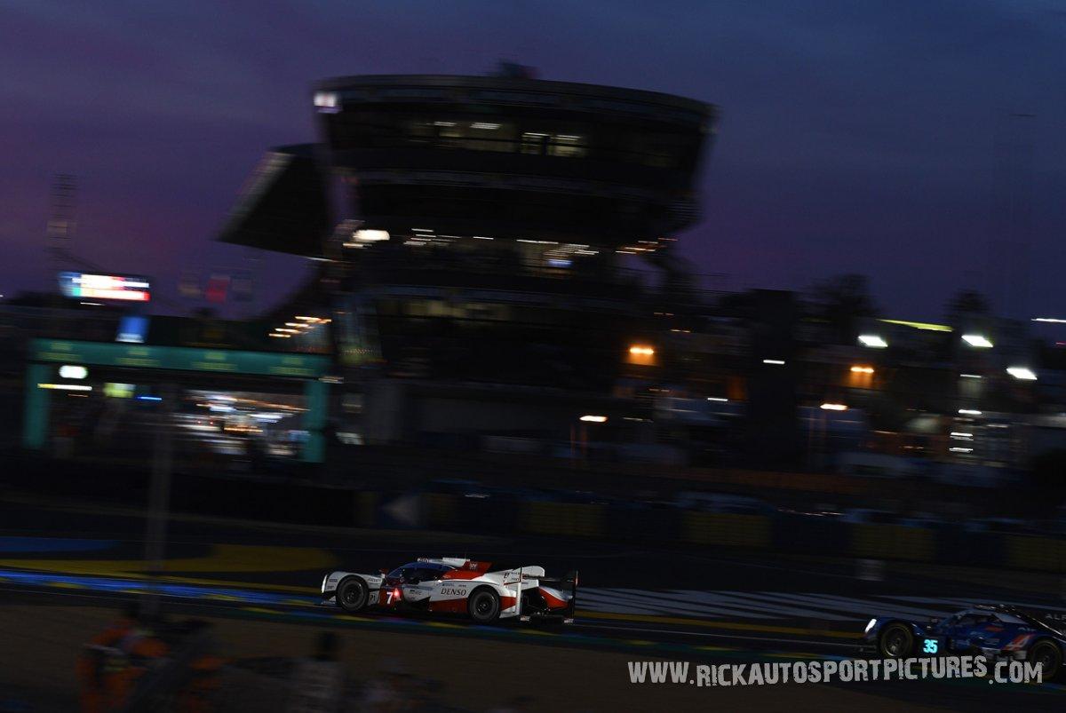 Toyota GAZOO Le Mans 2017