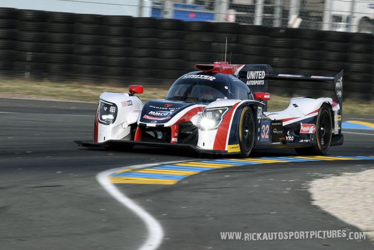 United Autosports Le Mans 2017