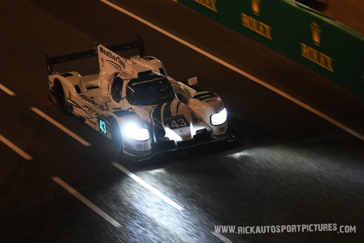 Keating Weathertech Riley Le Mans 2017