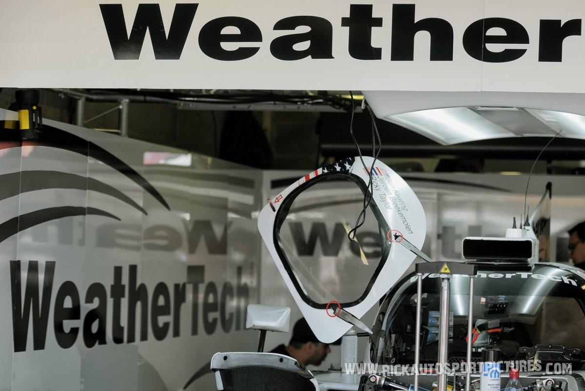 Weathertech Riley Le Mans 2017
