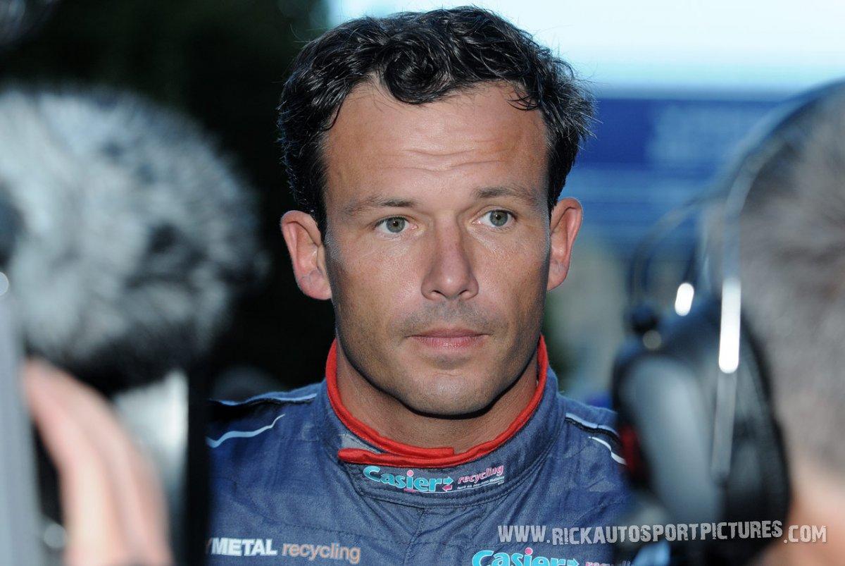 Bernd Casier Ypres Ieper Rally 2017