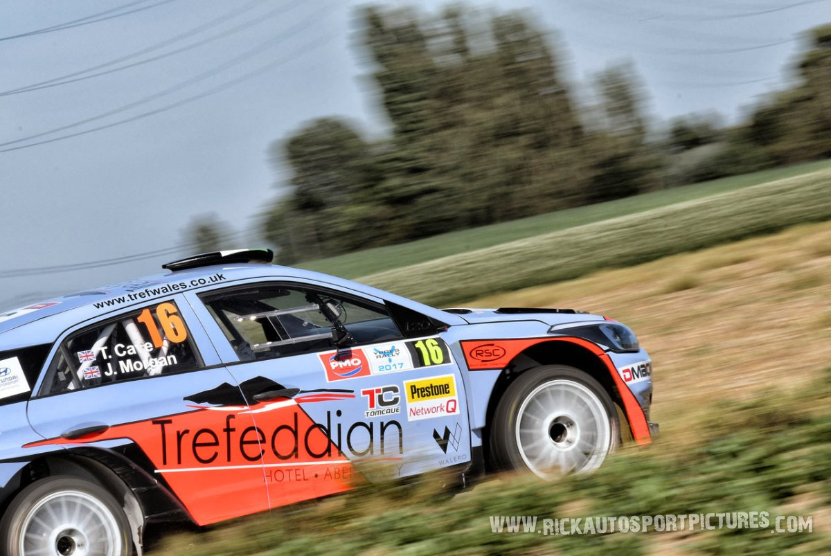 Tom Cave Ypres Ieper Rally 2017