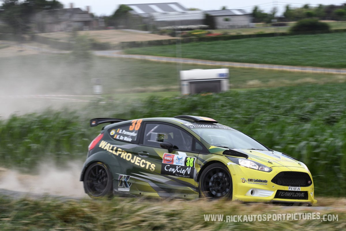 Bruno Parmentier ypres ieper rally 2017