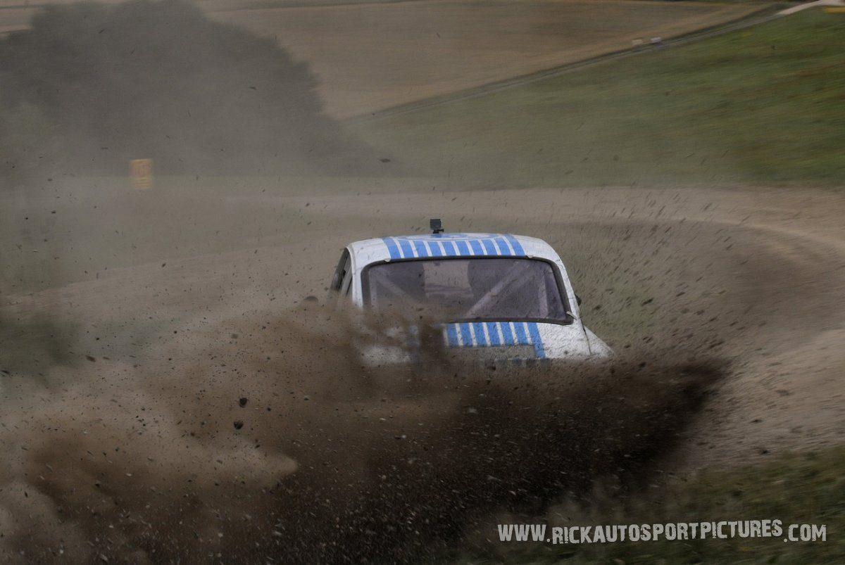 Legend Skoda 130RS Eifel Rallye 2017