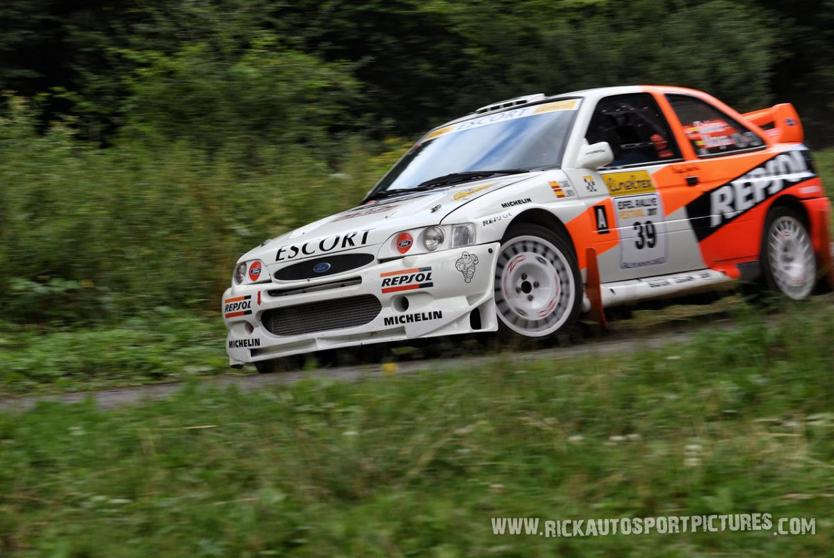 Legend Ford Escort WRC Eifel Rallye 2017