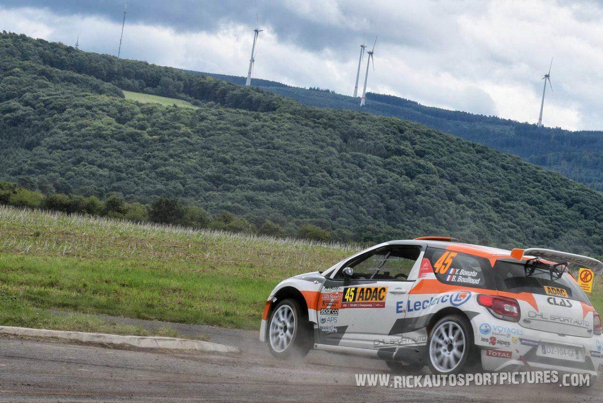 Yoann Bonato Deutschland Rally 2017