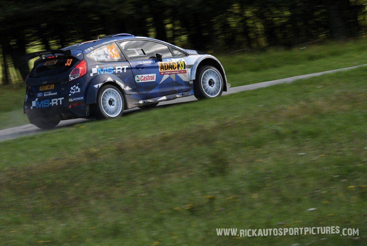 Eric Camilli Deutschland Rally 2017