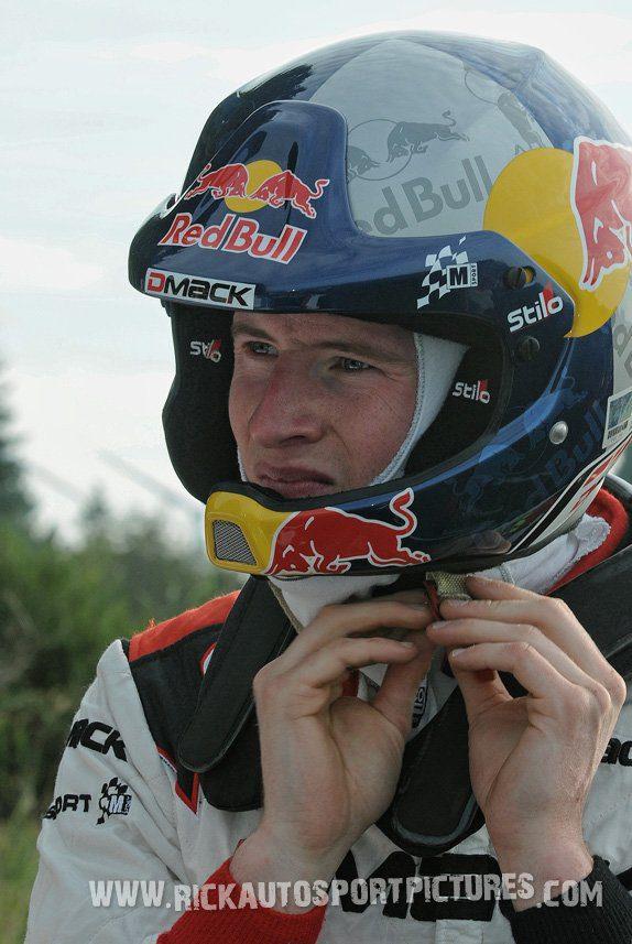 Elfyn Evans Deutschland rally 2017