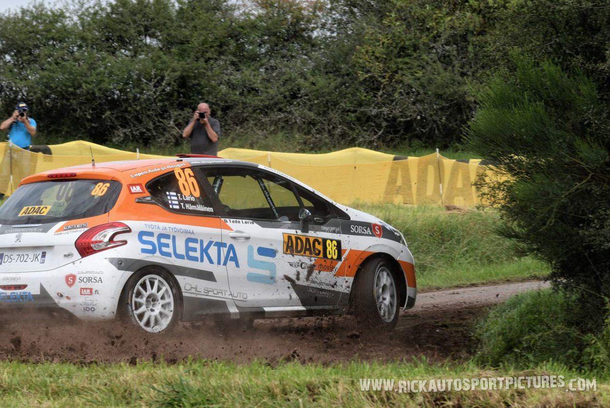 Taisko Lario Deutschland Rally 2017
