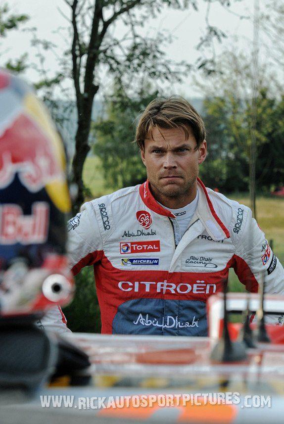 Andreas Mikkelsen, Deutschland Rally 2017