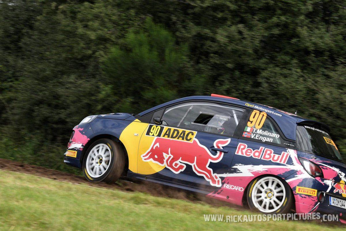 Tamara Molinaro Deutschland Rally 2017