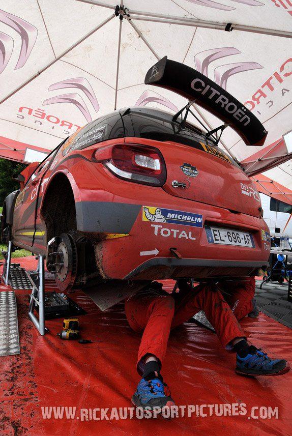 SAINTéLOC Deutschland Rally 2017