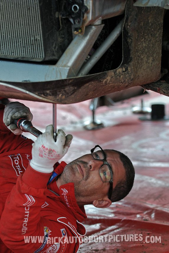 Citroen Racing Deutschland Rally 2017