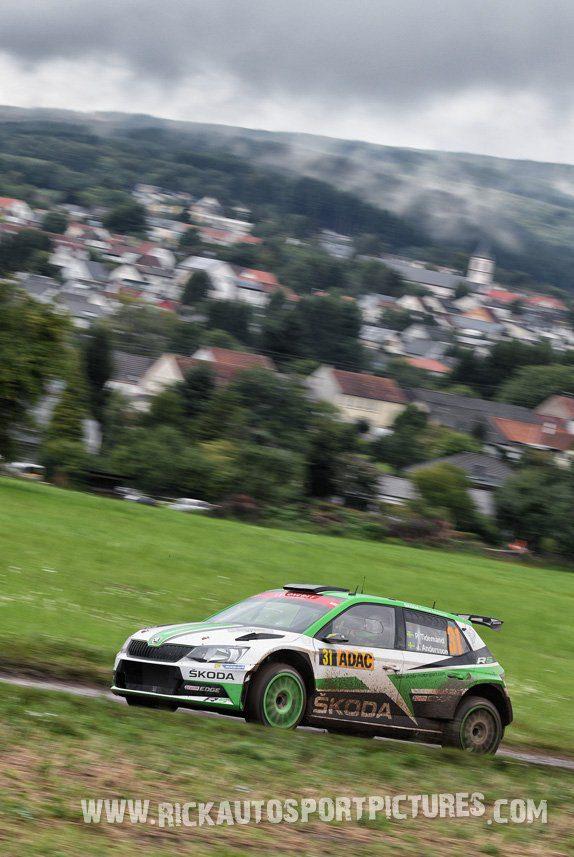Pontus Tidemand Deutschland Rally 2017