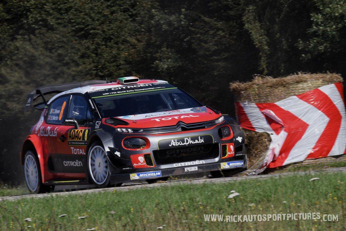 Craig Breen Deutschland Rally 2017