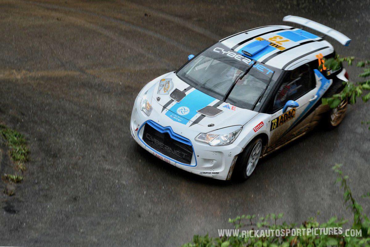 Armand Fumal Deutschland Rally 2017