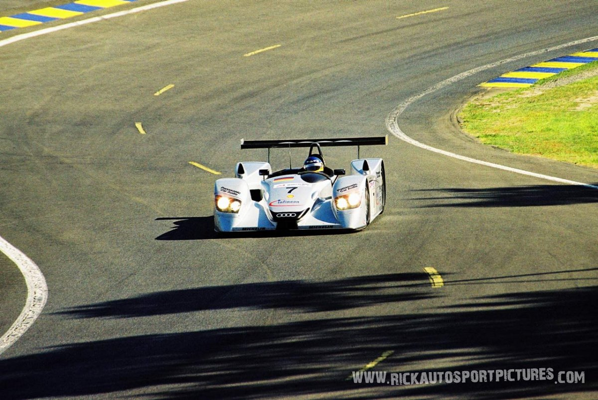 Michele Alboreto Le Mans 2000