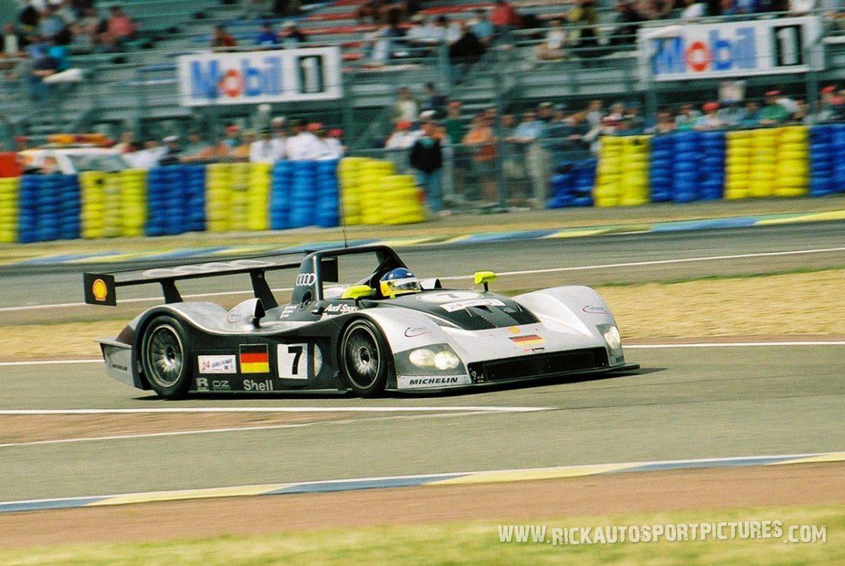 Michele Alboreto Le Mans 1999