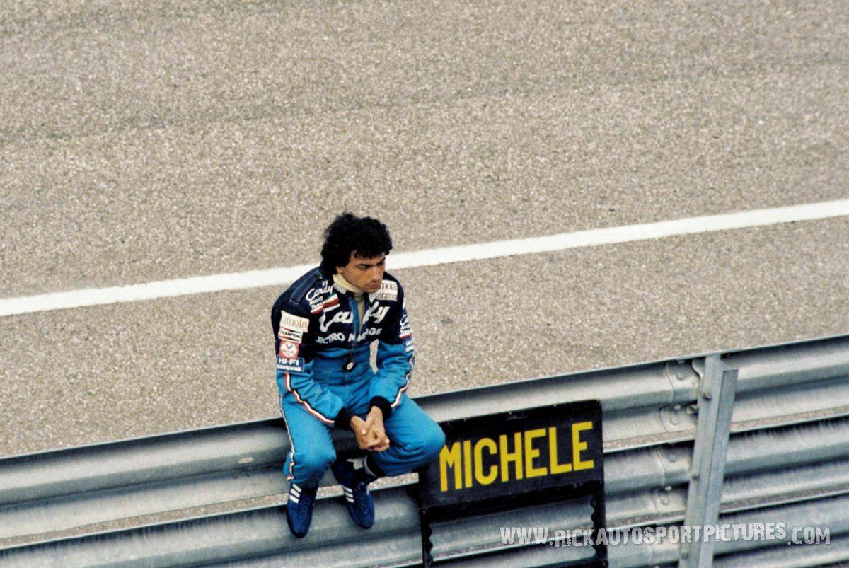 Michele Alboreto Zandvoort 1981
