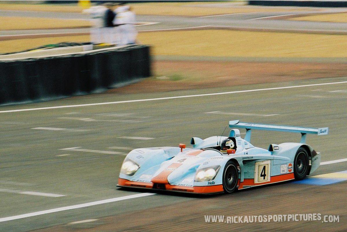 Stefan Johansson Le Mans 2001