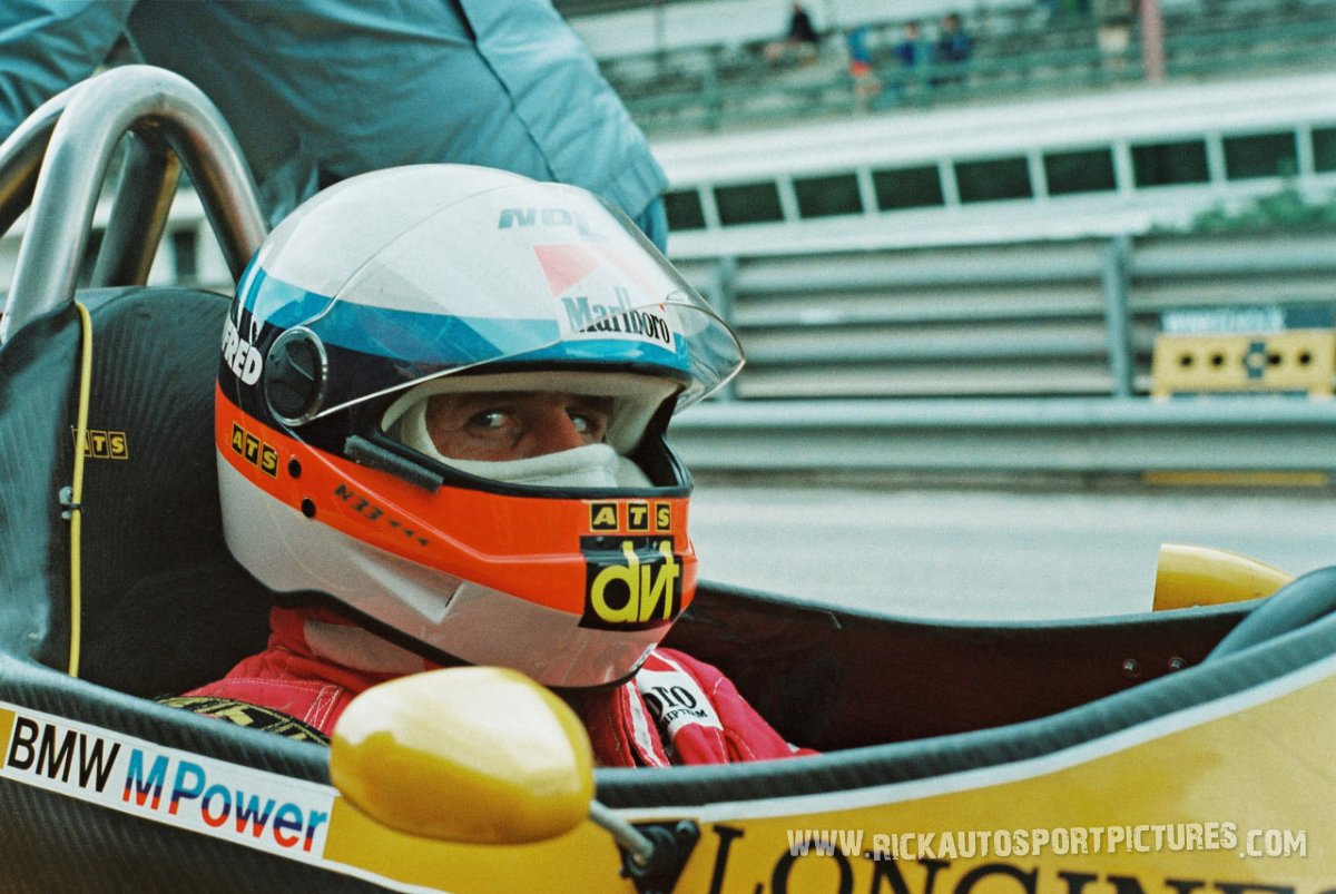 Manfred Winkelhock Spa 1983