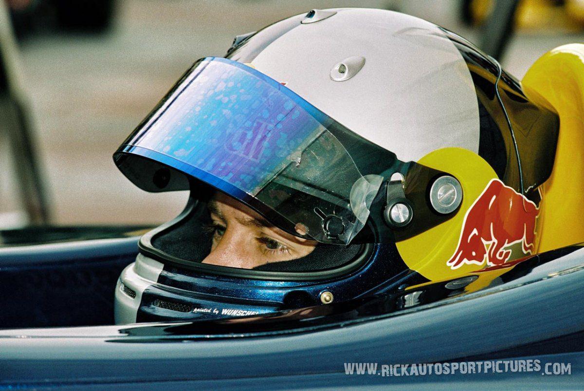 Sebastian Vettel Spa 2006